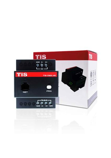 TIS Controlador DMX 512
