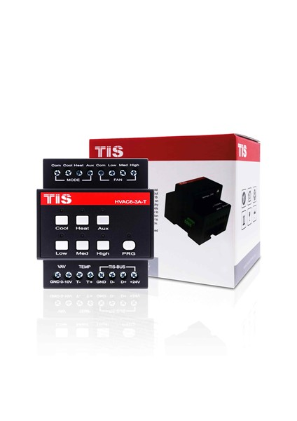 Контроллер TIS HVAC