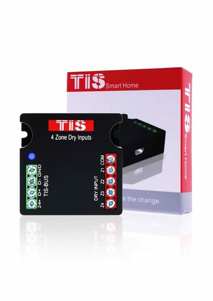 TIS 4 Entradas Digitales
