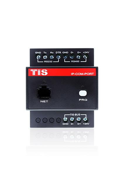 TIS Контролер внешнего IP доступа к системе
