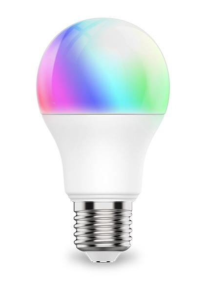 Цветная лампа Zigbee