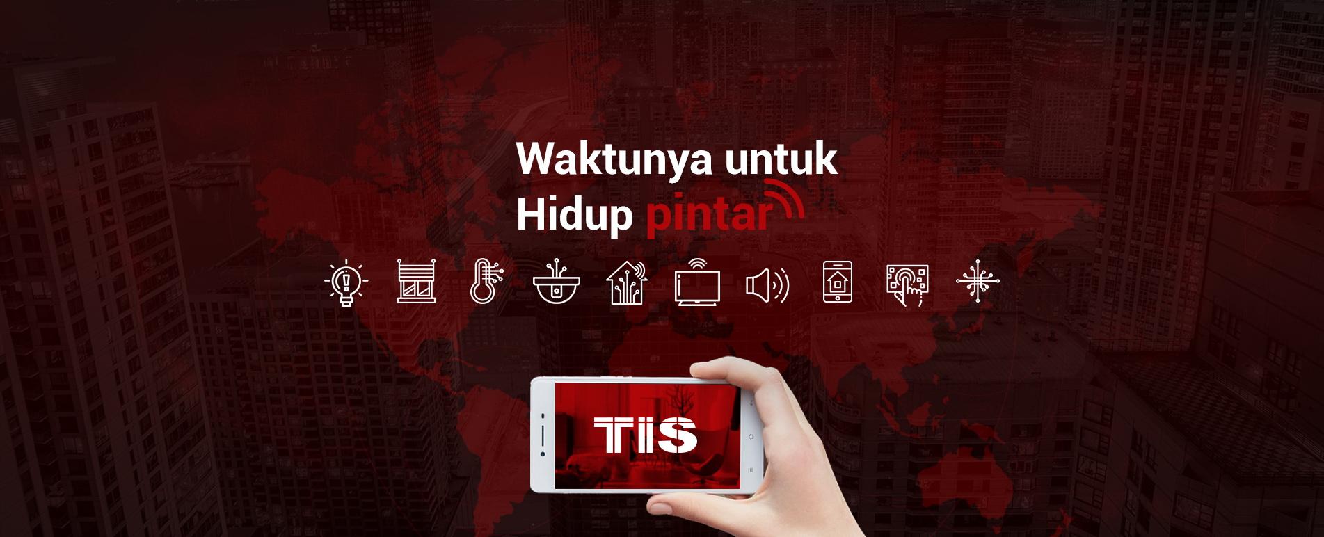 TIS Smart Home free apps – Kendalikan rumah Anda dari jauh