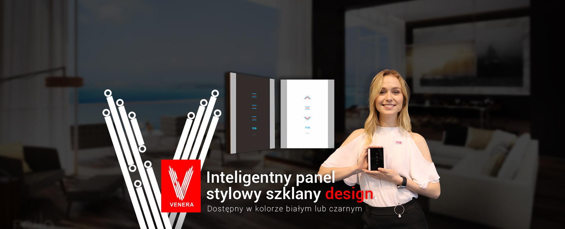 Technologia TIS – łącznik Wi-Fi do świateł Venera Smart